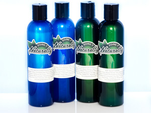 All-Natural Shampoo and Conditioner