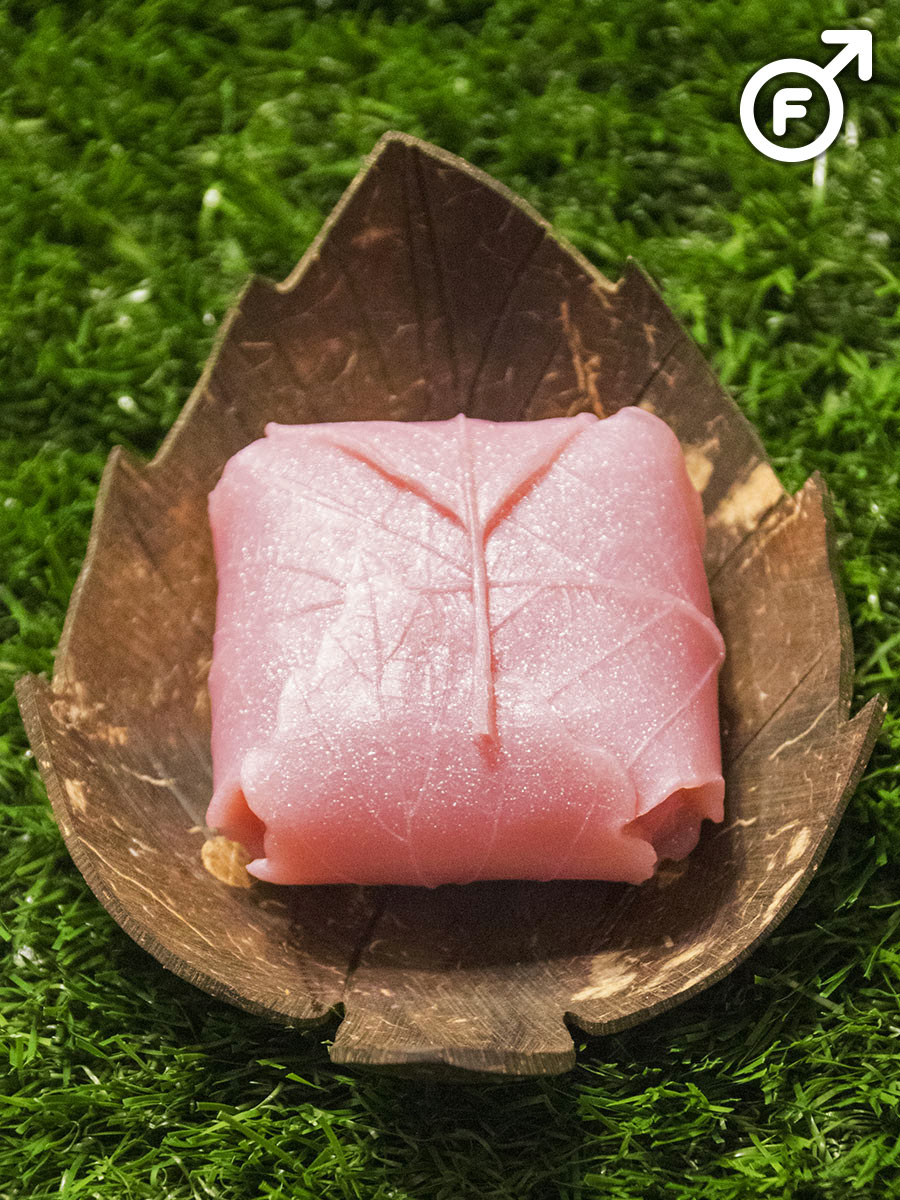 Handmade Pink Sugar Soap